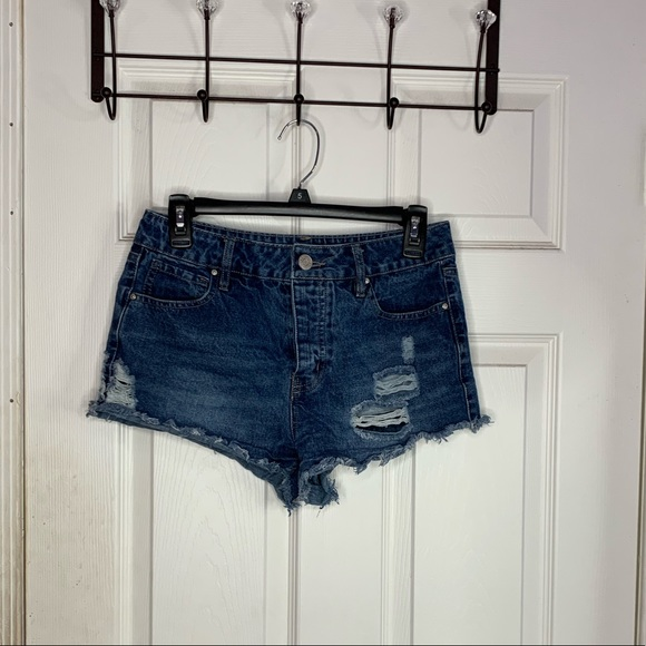 refuge Pants - Jean Shorts